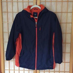Gap Hooded Winter/Raincoat